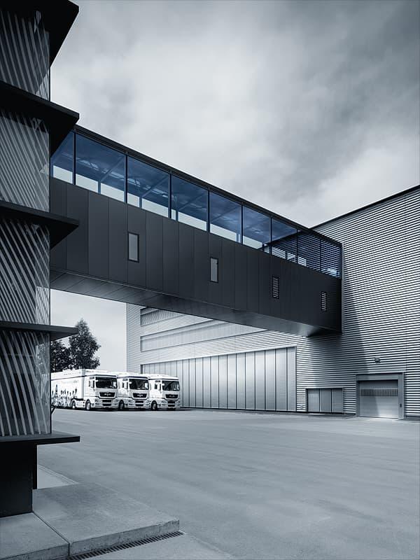 Planung von Fassaden