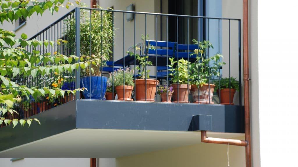 Balkonsanierung Varianten