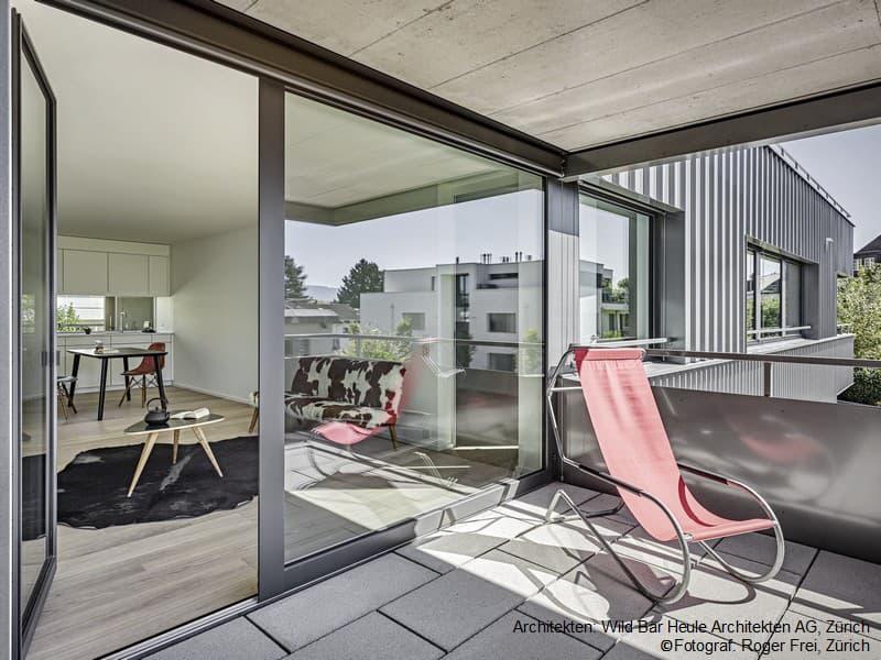 Neubau Zollikon, Rosenweg